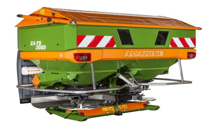 Новый разбрасыватель удобрений Amazone ZA-TS в Крыму