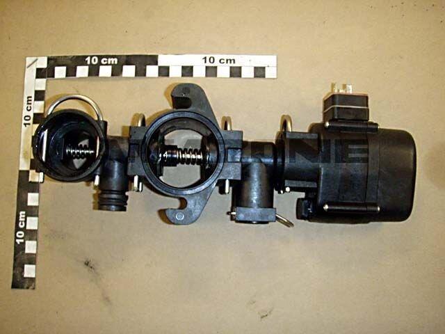 Запчасти к опрыскивателям Amazone - распылители, форсунки, датчики, корпуса, фильтры, краны в Крыму - фото Клапан с сервоприводом