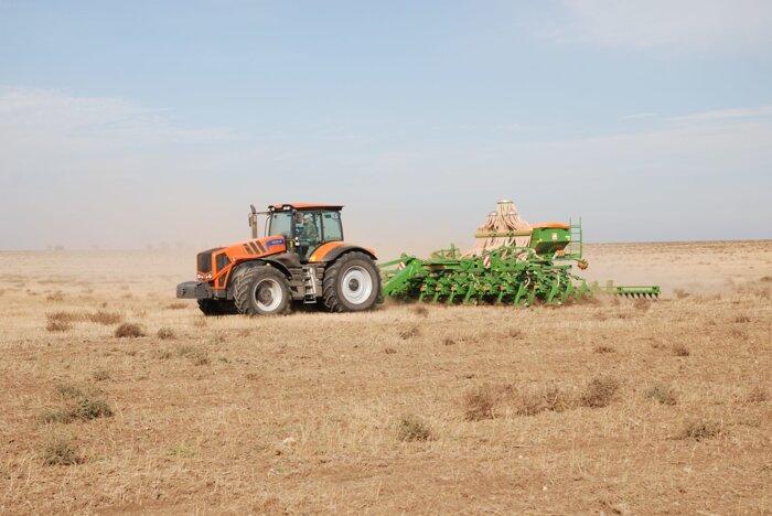 Сеялкой PRIMERA DMC можно сеять сразу после уборки урожая