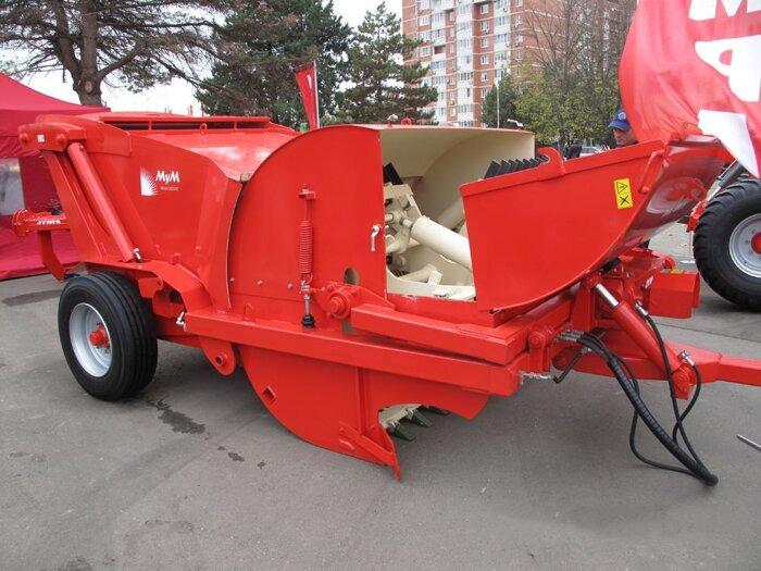 Купить Камнеуборочную машину в Крыму