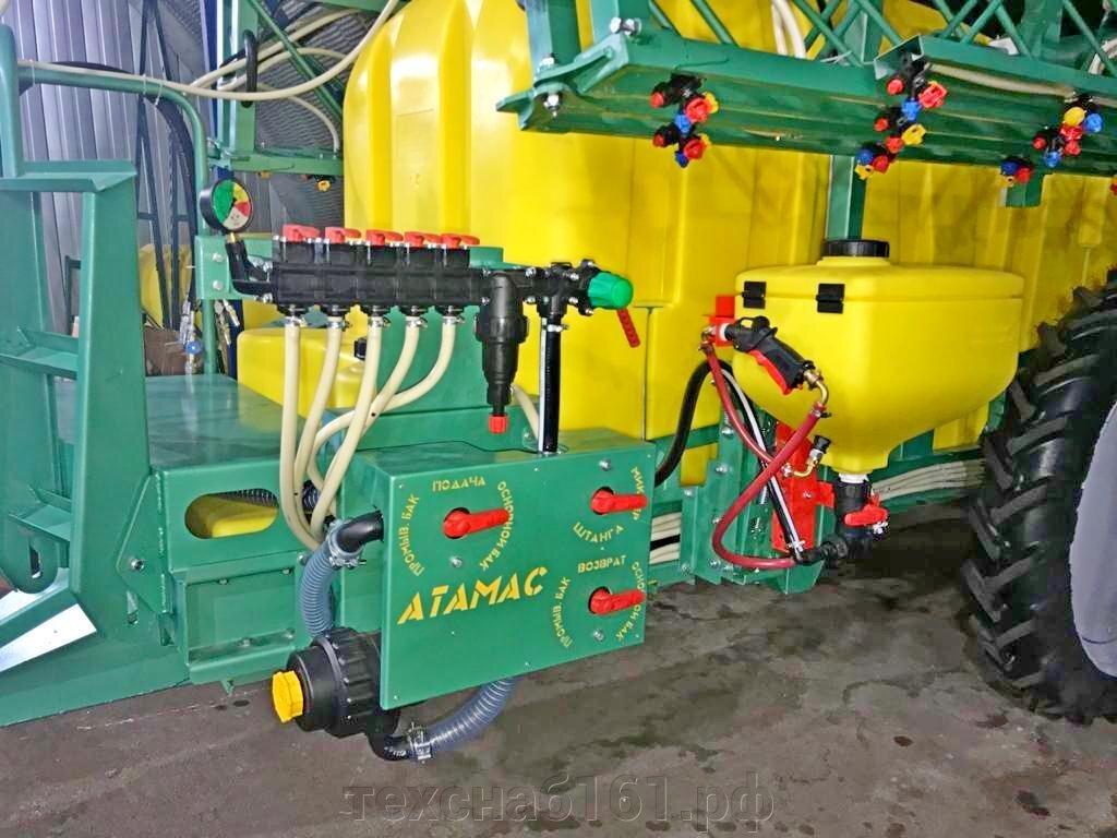 Опрыскиватель сельскохозяйственный прицепной АТАМАС с Отличительной  стабилизацией штанги - фото pic_3d4d5304882f6741a058330fc0bf2a7a_1920x9000_1.jpg