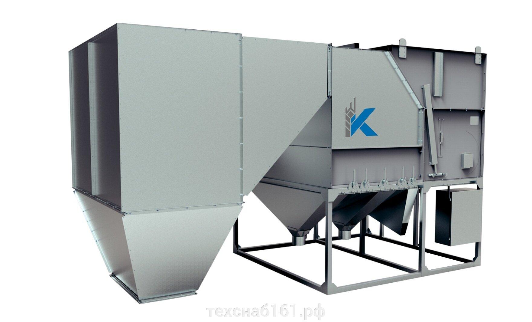 Машина Класс способна провести весь технологический процесс очистки семян подсолнечника. - фото pic_3e9748f49b3a37bee5dd98dab2bc6575_1920x9000_1.jpg