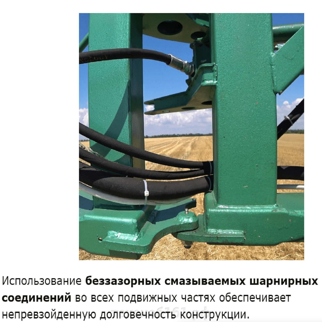 Опрыскиватель сельскохозяйственный прицепной АТАМАС с Отличительной  стабилизацией штанги - фото pic_50e284d25eab3f7672ecba26c8d9d00a_1920x9000_1.png