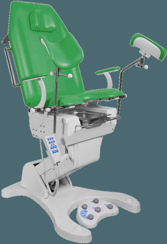 Кресло гинекологическое-урологическое электромеханическое «Клер» модель КГЭМ 01 New (3 электропривода) - фото pic_749ff9937b80fb19e2654d87b544625f_1920x9000_1.png