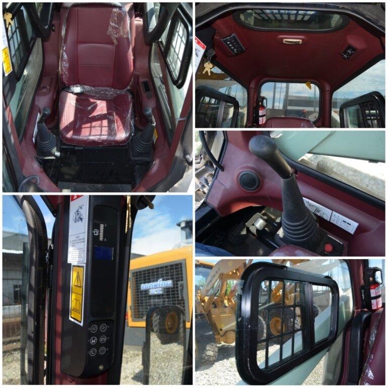 Lonking CDM 307 кабина
