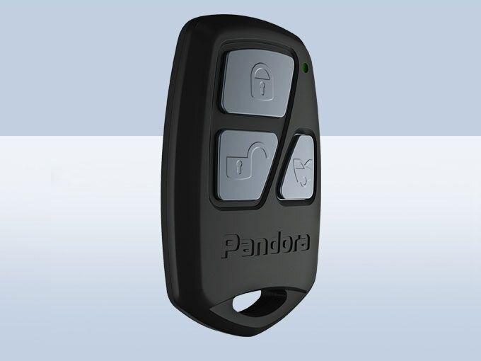 Pandora DX 50 брелок дополнительный