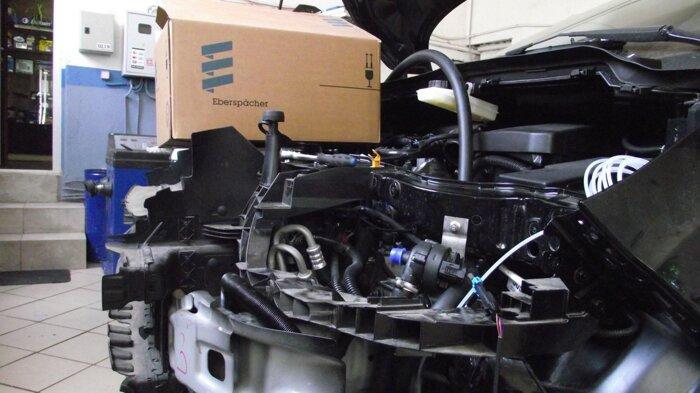 Установка Гидроник на Ford Kuga - фото 5