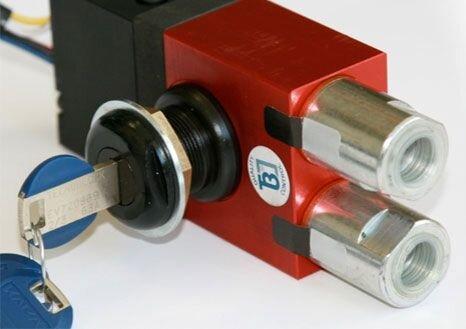 Установка механических противоугонных систем - фото 1