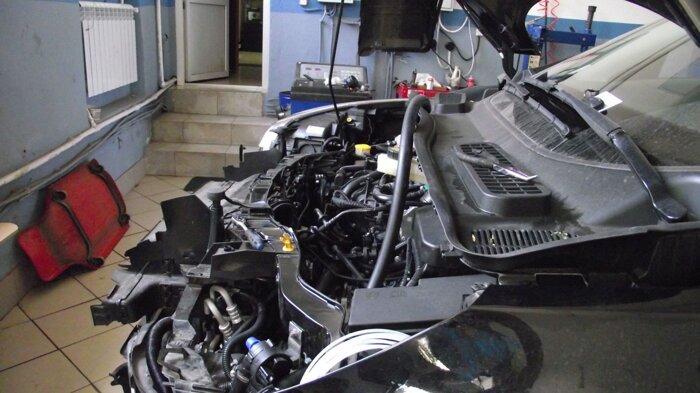 Установка Гидроник на Ford Kuga - фото 3