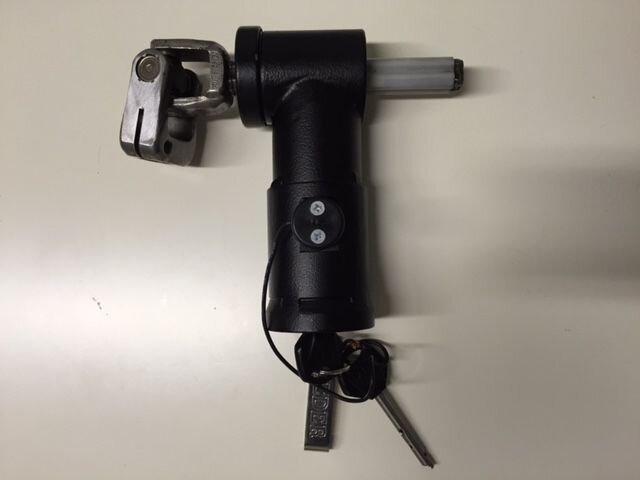 Механическое противоугонное устройство ZEDER - фото 1