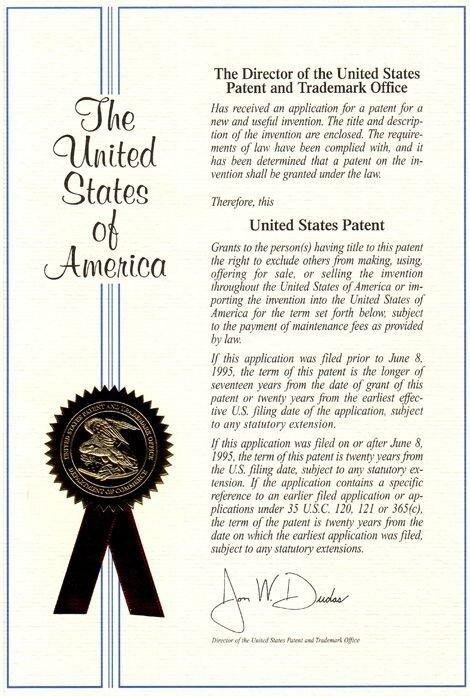 Механическое противоугонное устройство ZEDER - фото USA Patent