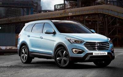 Автозапуск Hyundai Santafe