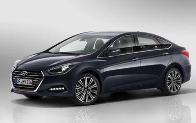 Автозапуск Hyundai i40