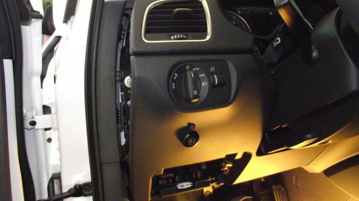 Установка Техноблок на Audi Q3 - фото 4