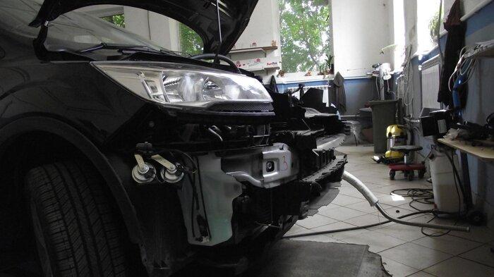 Установка Гидроник на Ford Kuga - фото 2