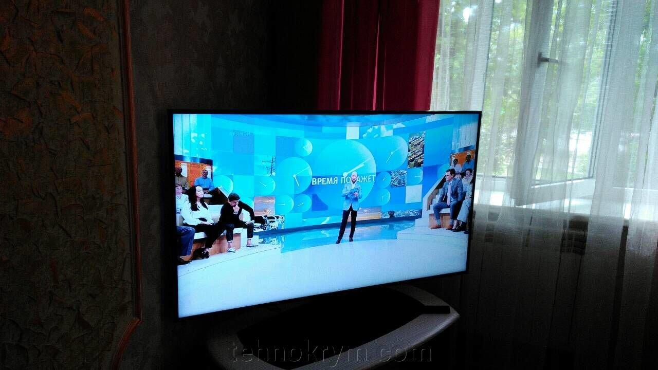 Доставка телевизора Samsung UE55MU7400U в Бахчисарай. - фото Доставка телевизора Samsung UE55MU7400U в Бахчисарай.