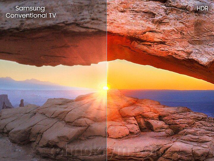 Smart телевизор Samsung UE49N5510, белый, ОС Tizen 4.0, модельный ряд 2018 года - фото Samsung UE49N5510