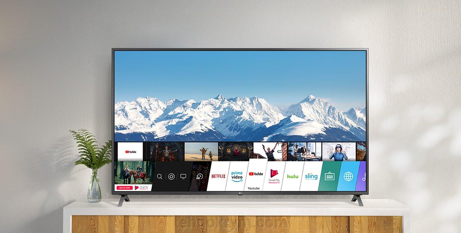 Smart телевизор LG 43UN71006LB, Ultra HD, черный, webOS 5.0 - фото pic_58b78e19bbd78321c219b260d80811fc_1920x9000_1.jpg