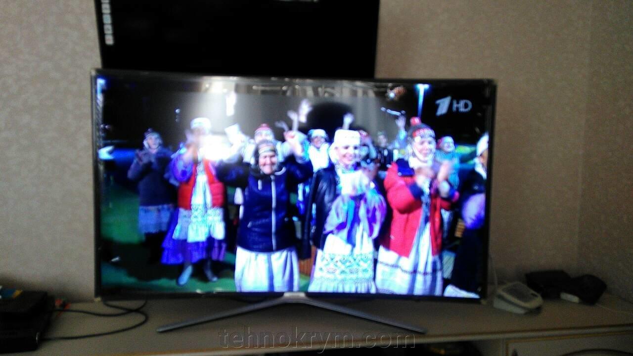 Доставка телевизора Samsung UE49M6500 в Николаевку. - фото Samsung UE49M6500