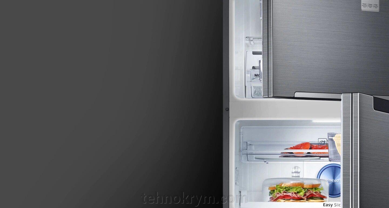 Двухкамерный холодильник Samsung RT43K6000DX с двухконтурной системой Twin Cooling Plus - фото pic_4600b341e3f9f213c7c4a521d2e81f3f_1920x9000_1.jpg