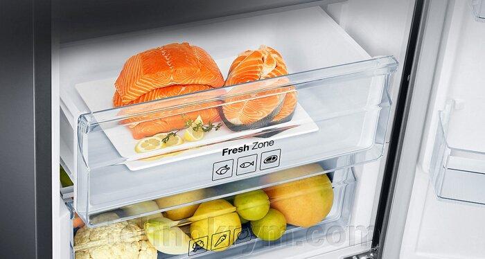 Двухкамерный холодильник Samsung RB37J5240SА с инверторным компрессором - фото Двухкамерный холодильник Samsung RB37J5240SА