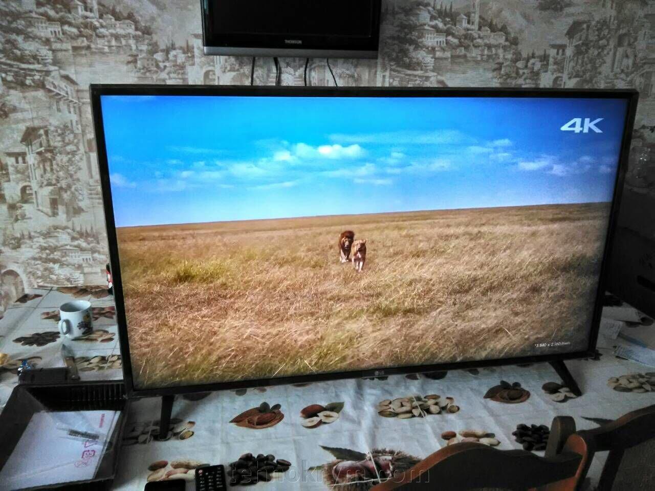 Доставка телевизора LG 43UJ630V в Зую. - фото LG 43UJ630V