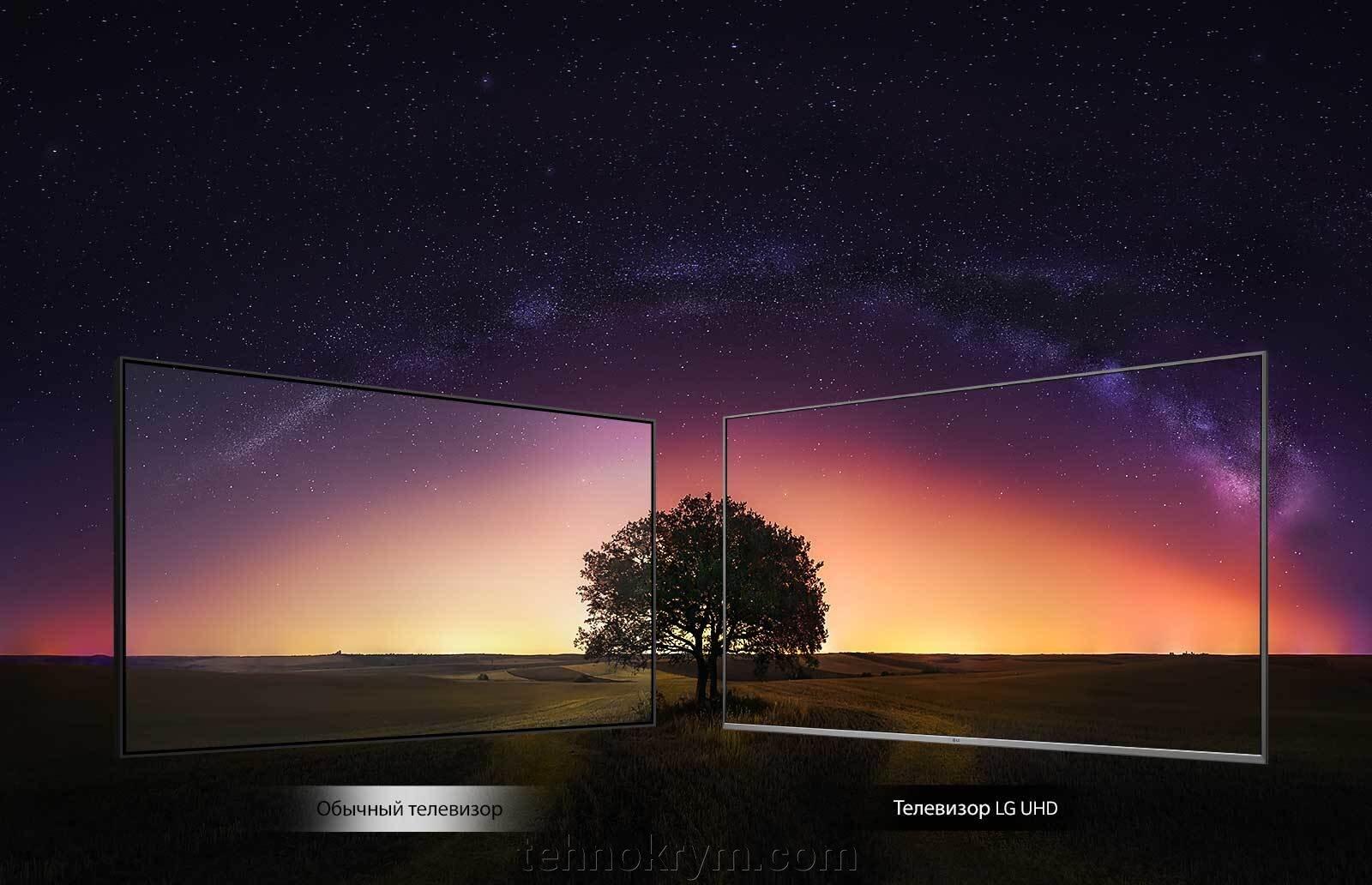 Smart телевизор LG 65UM7510PLA, Ultra HD, серебристый, webOS 4.5 - фото LG 65UM7510PLA