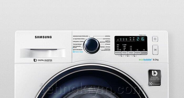 Samsung WW65J42E0JWDLP
