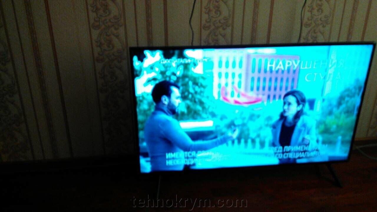 Доставка телевизора Samsung UE49NU7100U в Севастополь. - фото Samsung UE49NU7100U