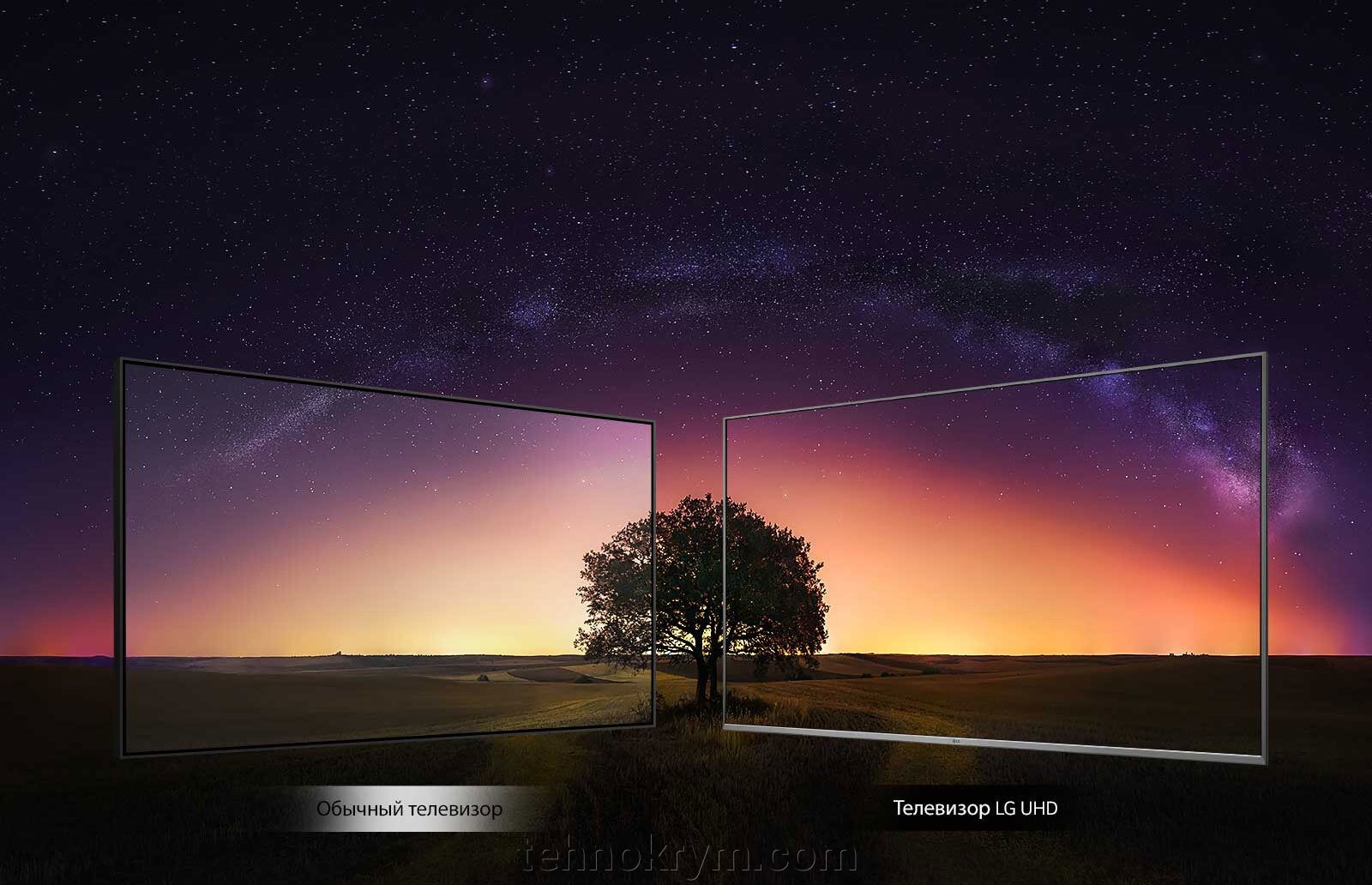 Smart Телевизор LG 49UM7450PLA, Ultra HD 4K, WebOS 4.5 - фото LG 49UM7450