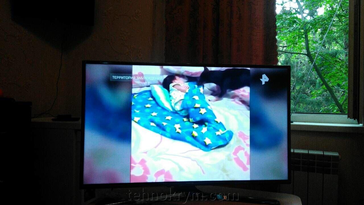 Доставка телевизора Samsung UE40MU6103U в Ялту. - фото Samsung UE40MU6103U