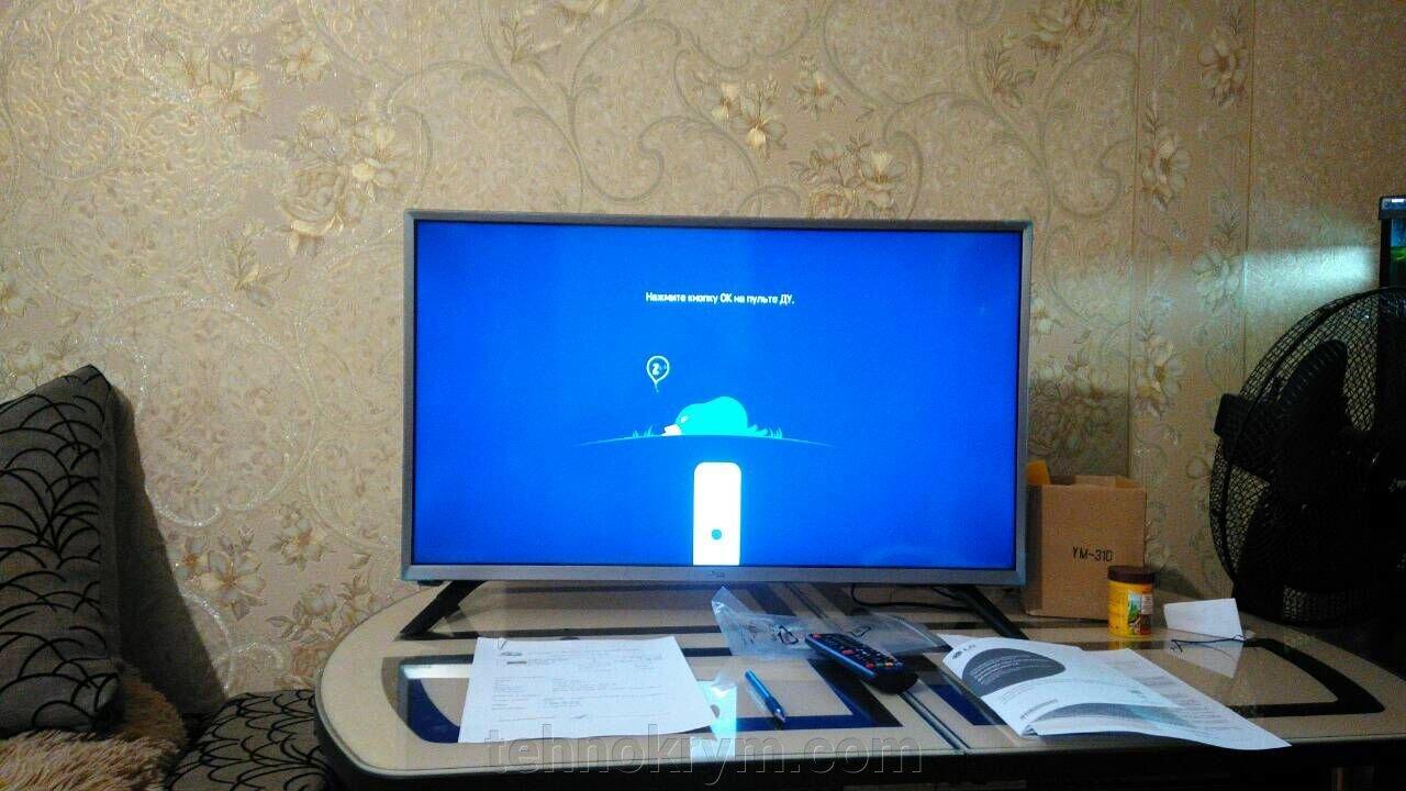 Доставка телевизора LG 32L594V в Алушту - фото LG 32L594V