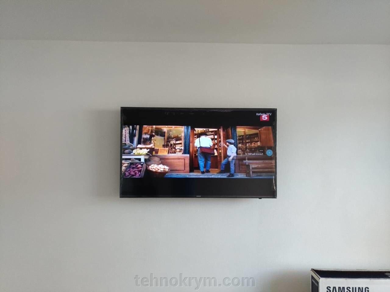 Доставка телевизора Samsung UE50MU6100U в Феодосию. - фото Samsung UE50MU6100U
