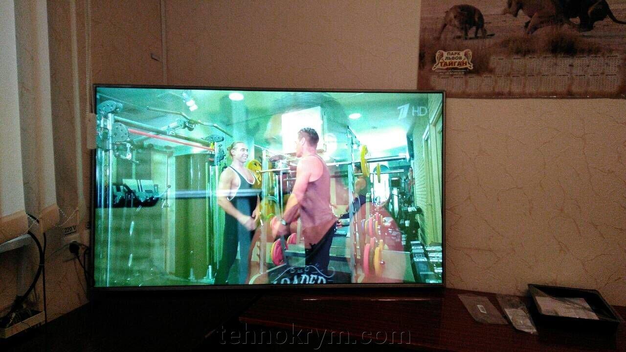 Самовывоз телевизора LG 55UK6710 с пункта выдачи товара по ул. Аэрофлотская - фото LG 55UK6710