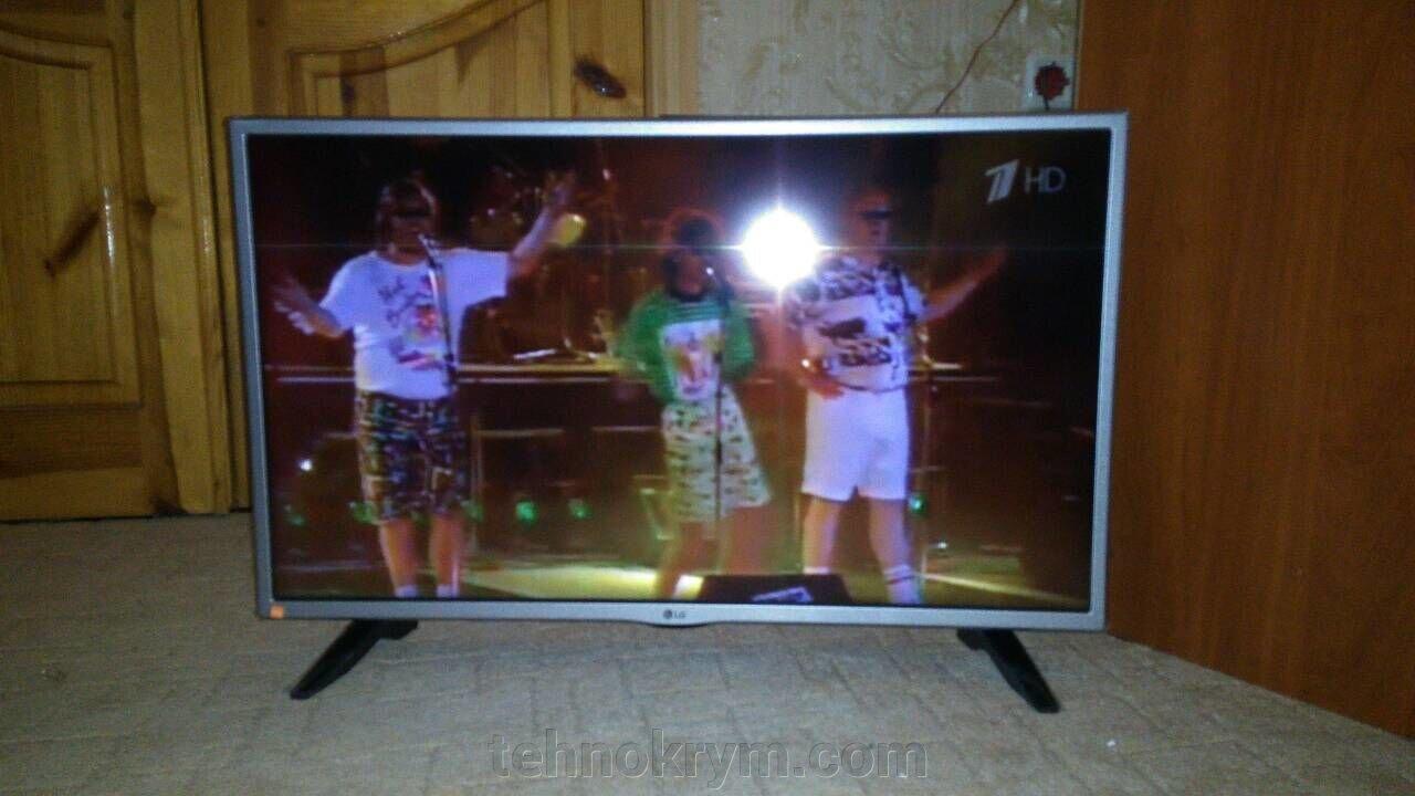 Доставка телевизора LG 32LJ600U в Евпаторию. - фото LG 32LJ600U