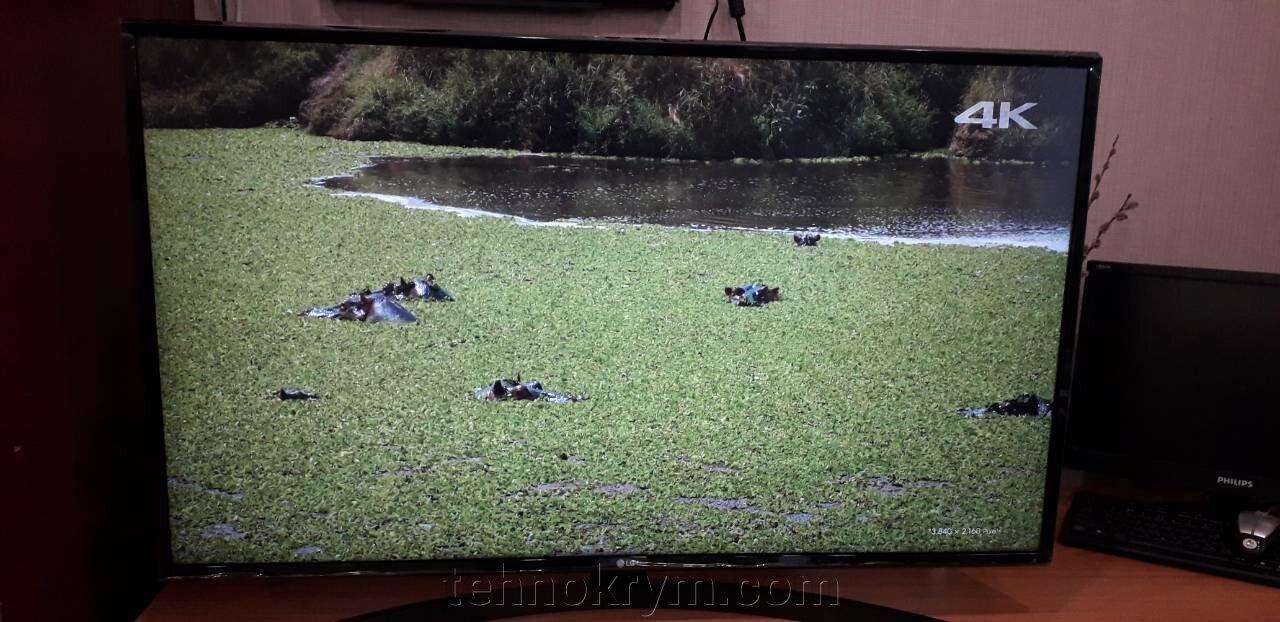 Доставка телевизора LG 43UK6450 по Симферополю. - фото LG 43UK6450