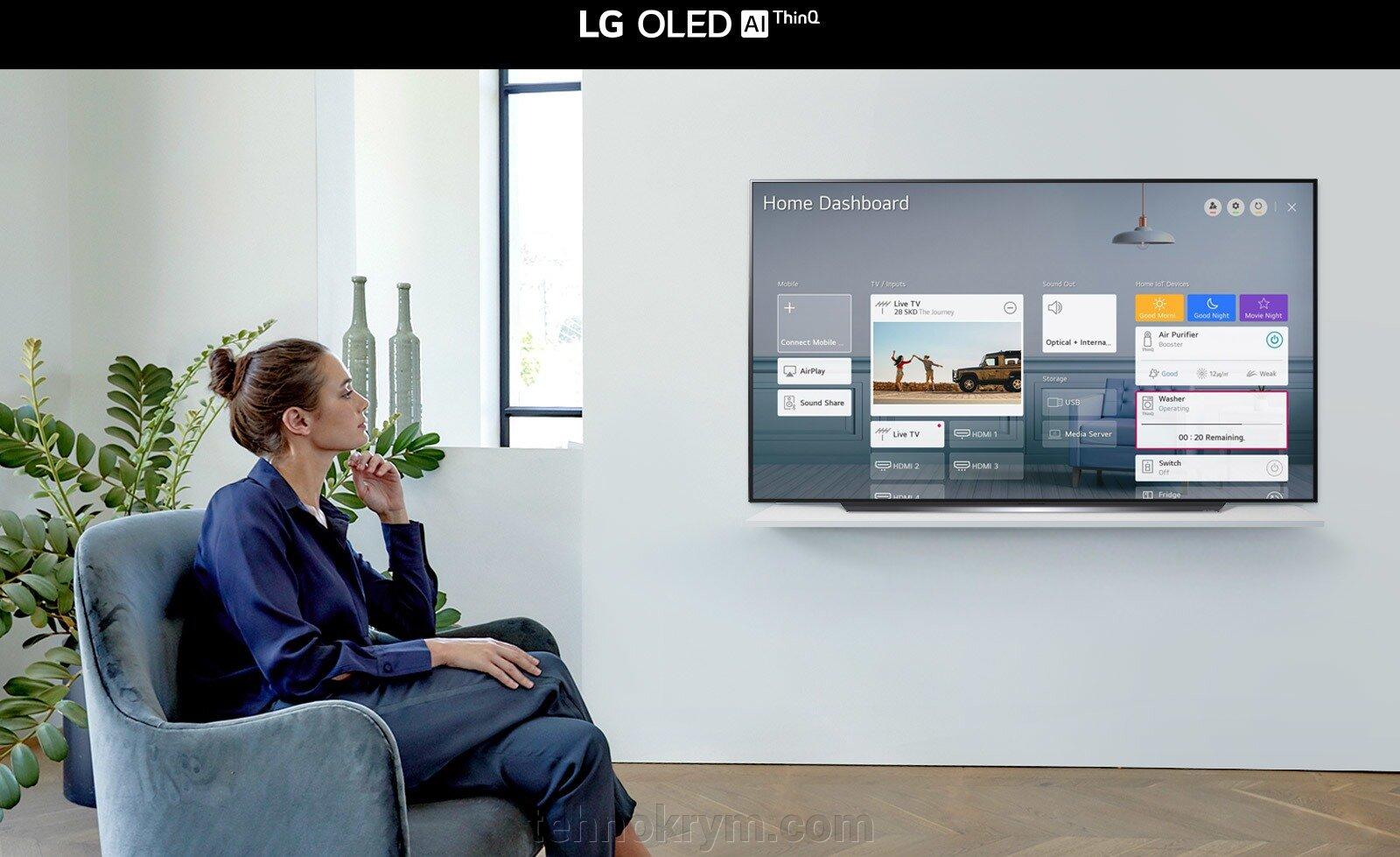 LG OLED65BXRLA