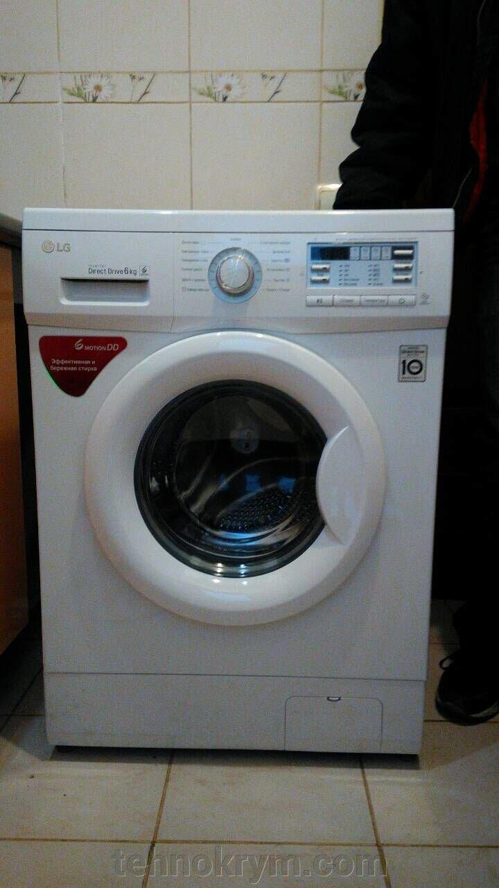 Доставка стиральной машины LG F10B8ND по Симферополю. - фото pic_d8f25872b01728c_1920x9000_1.jpg