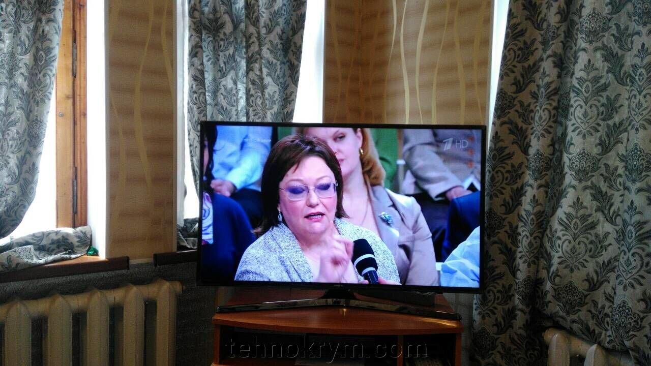 Доставка телевизора Samsung UE40MU6103U по Симферополю. - фото Samsung UE40MU6103U