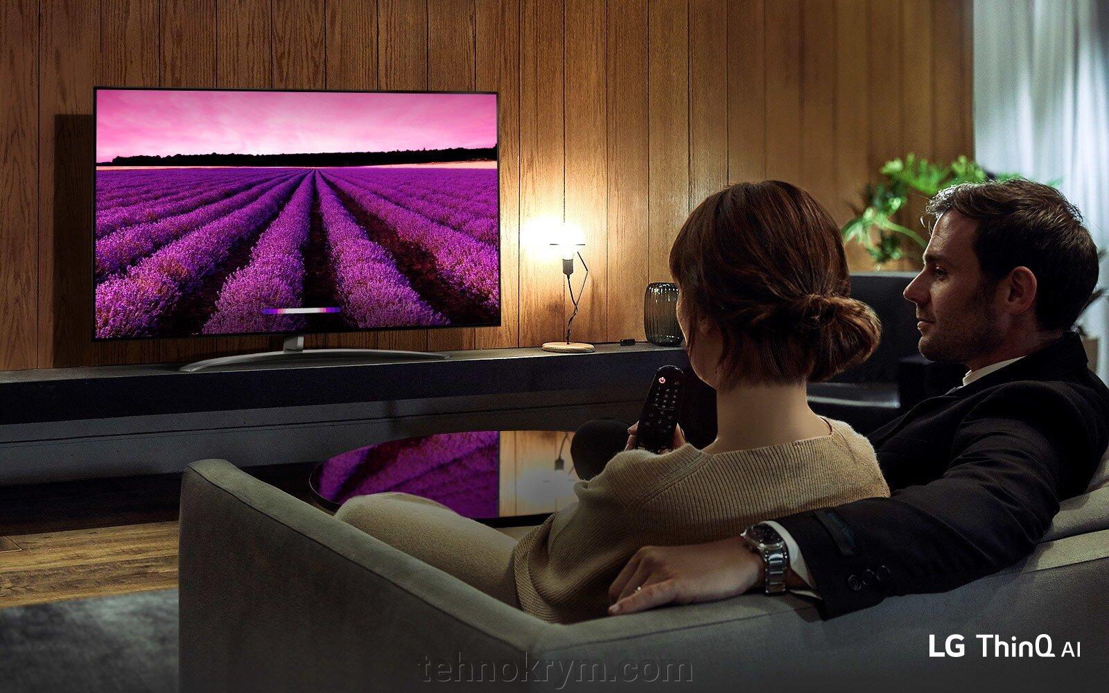 Телевизор LG NanoCell 49SM8200PLA