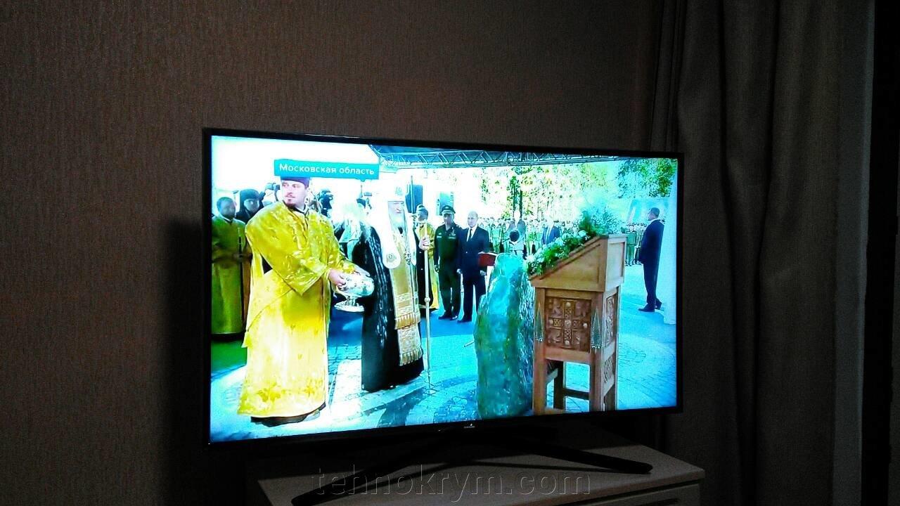 Доставка телевизора Samsung UE43N5500AU в Партенит. - фото Samsung UE43N5500AU