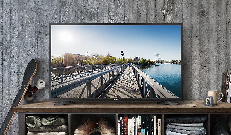 Телевизор SAMSUNG UE32N5000AUXRU со встроенным тюнером Т2 - фото SAMSUNG UE32N5000AUXRU