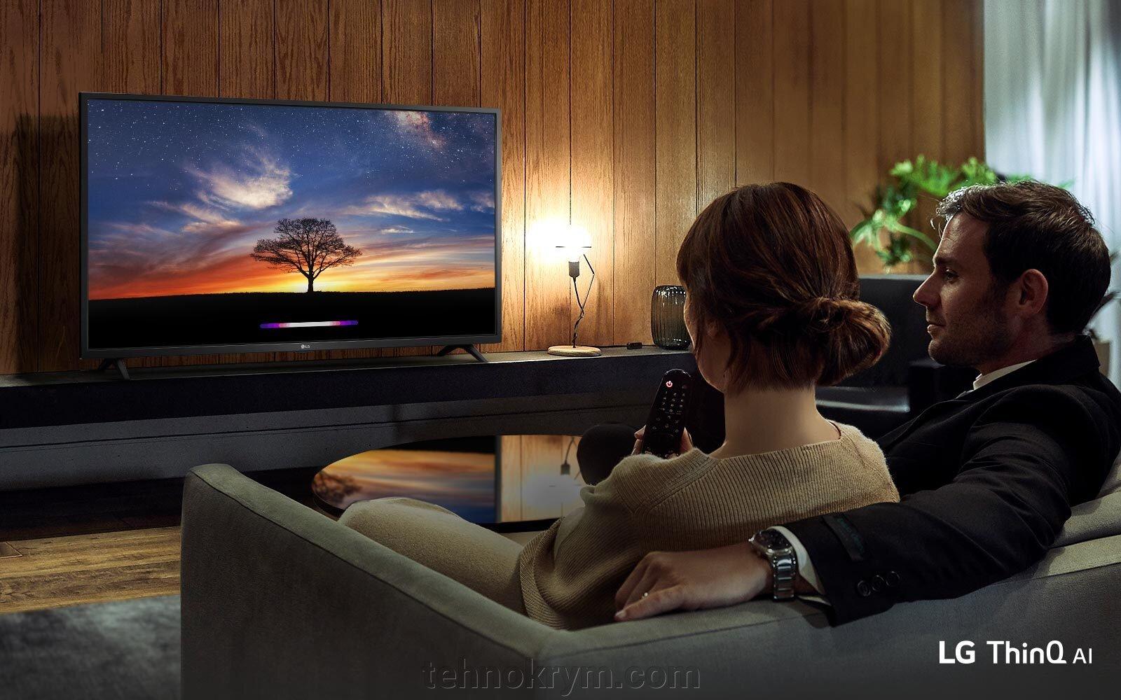 Smart телевизор LG 32LM6390PLС, белый, webOS 4.5 - фото LG 32LM6390PLC