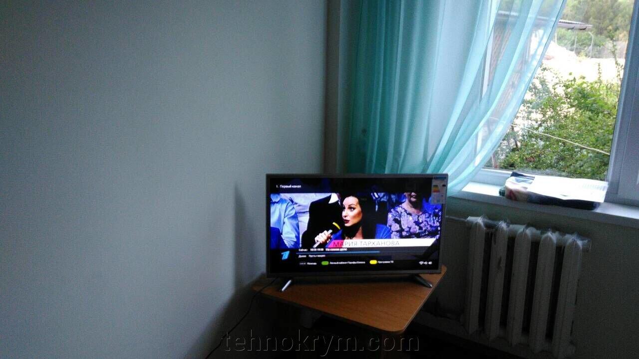 Доставка телевизора Hyundai H-LED32R503GT2S в Форос - фото Hyundai H-LED32R503GT2S