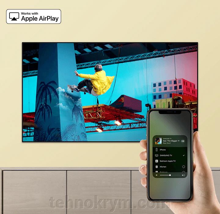 Smart телевизор SAMSUNG UE55RU8000UXRU, Premium Ultra HD, ОС Tizen 5.0, новинка 2019 года - фото SAMSUNG UE55RU8000UXRU