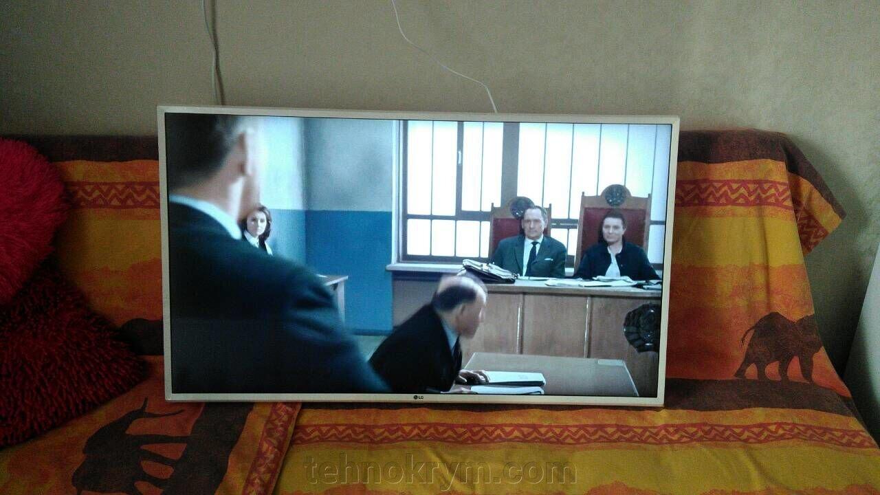 Доставка телевизора LG 43UJ639V в Форос. - фото LG 43UJ639V