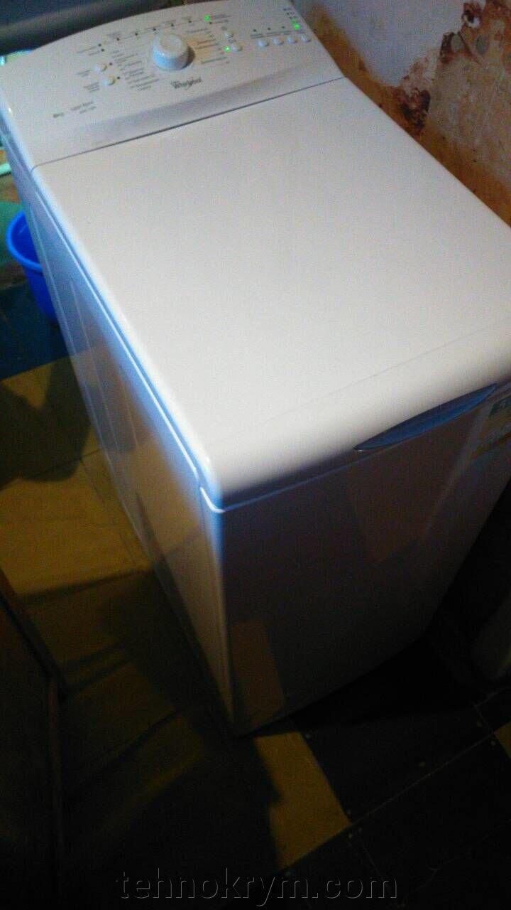 Доставка и установка стиральной машиныWhirlpool AWE 1066 - фото Whirlpool AWE 1066 в Мирный