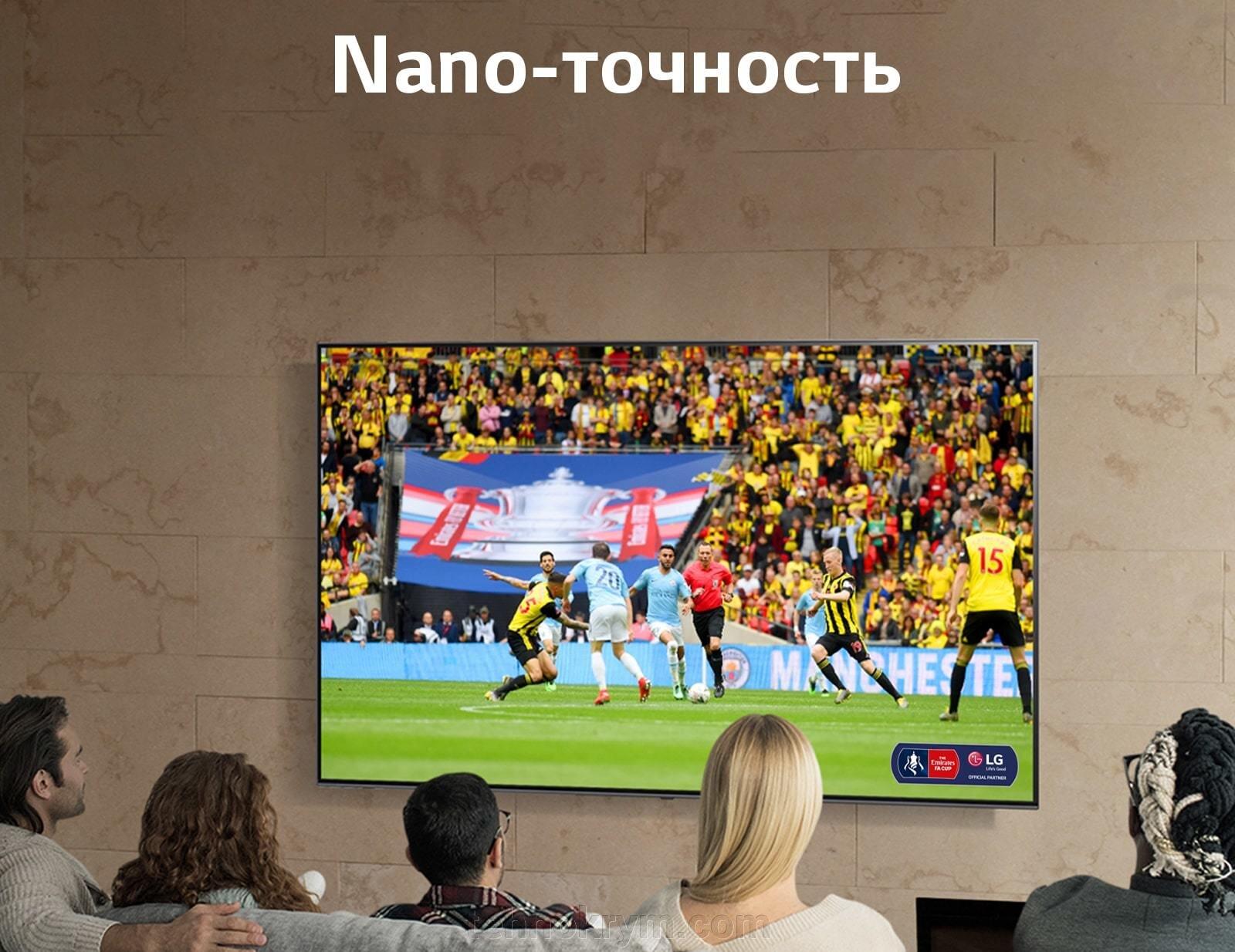 LG NanoCell 55SM8050PLC