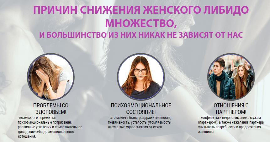 PasionMe для повышения женского либидо в Талдыкоргане