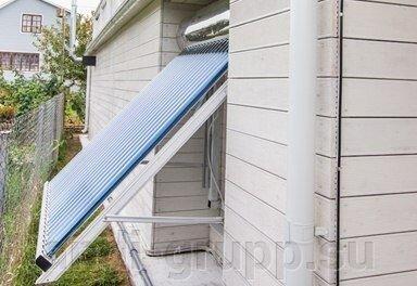 Дачный ответ. Солнечный водонагреватель XFS-II-20-170 - фото солнечный коллектор АНДИ Групп